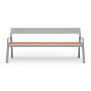 Casteo W Bench by City Design