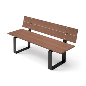 Dese Bench by City Design
