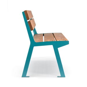 Noale W Bench by City Design